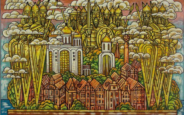 Святой благоверный князь Александр Невский и небесные стражи Калининграда