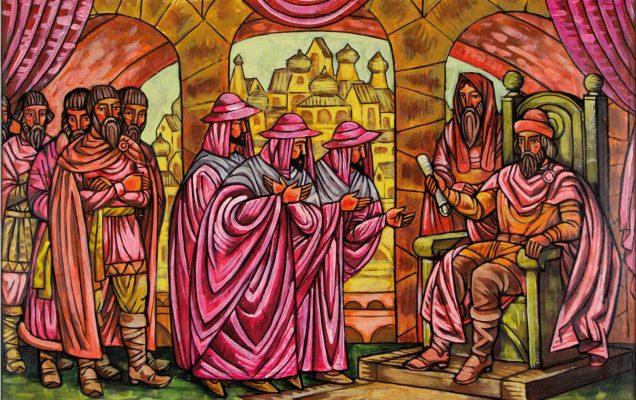 Александр Невский и папские легаты